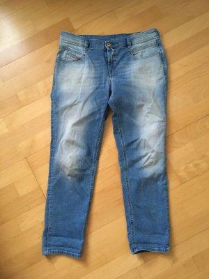 Diesel Boyfriend Ankle Jeans