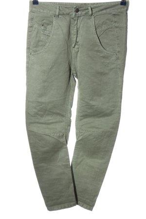 Diesel Boyfriend Trousers light grey casual look