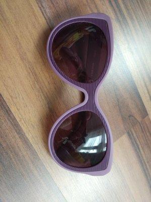 Diesel Lunettes gris violet