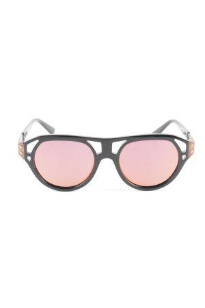 Diesel Glasses black-brown casual look