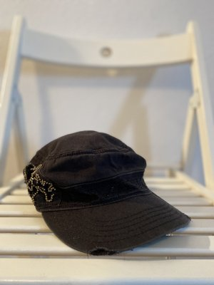 Diesel Cappello con visiera nero