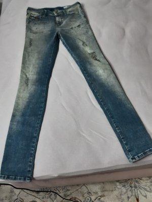 Diesel D.N.A. Super Slim Skinny Jeans Größe 28