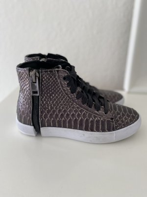 Diesel Stivaletto cut out multicolore
