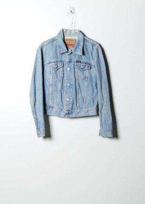 Diesel Damen Denim Jacket in Blau
