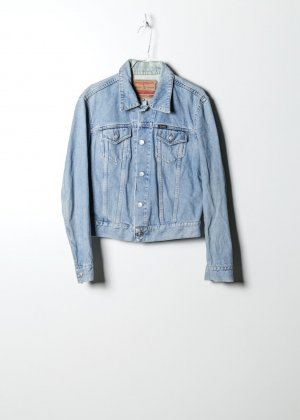 Diesel Damen Denim Jacket in Blau