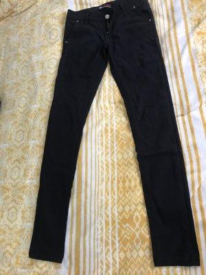 Diesel Drainpipe Trousers black