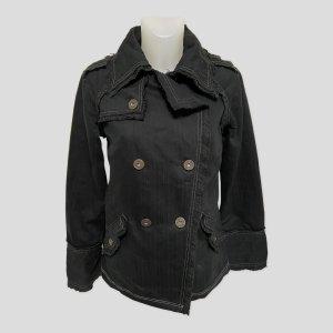 Diesel Damen Jacke S schwarz