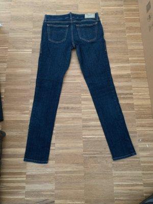 Diesel Damen Jeans, Modell GRUPEE Super Slim Skinny W29 L30 blau