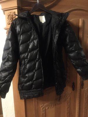 Diesel Veste d'hiver noir