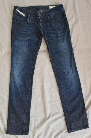 Diesel Jersey Pants dark blue
