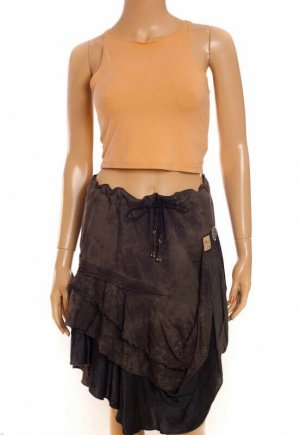 Diesel Goa Boho Hippie Pixi Endzeit Rock Skirt M