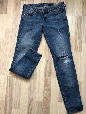 Diesel Gracey Skinny Jeans