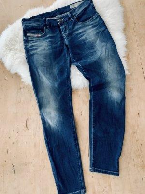 Diesel Grupee-Ankle Jeans, W27/L32