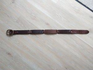 Diesel Gürtel echt Leder 75 cm