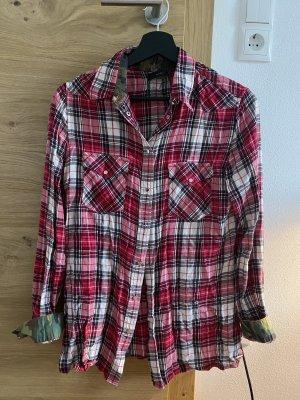 Diesel Camicia da boscaiolo multicolore