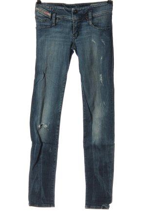 Diesel Slim Jeans blue casual look