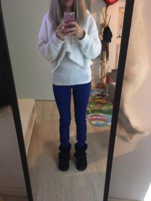 Diesel Spodnie rurki niebieski