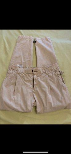 Diesel Low-Rise Trousers cream