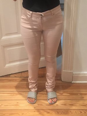 Diesel Jersey Pants rose-gold-coloured