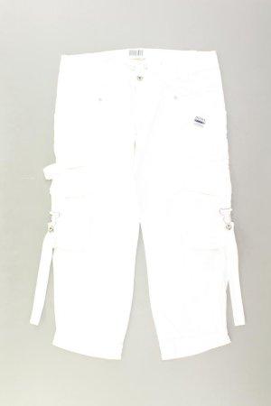 Diesel Hose Größe M weiß aus Baumwolle