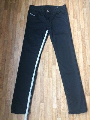 Diesel Jersey Pants black