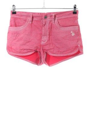 Diesel Hot Pants pink Casual-Look