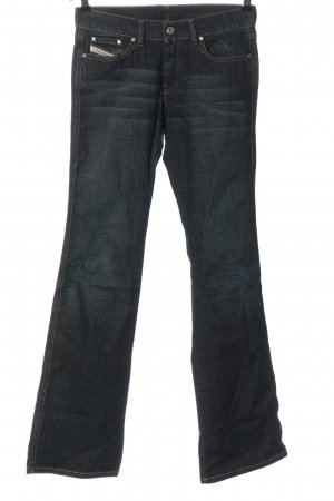 Diesel Low Rise Jeans blue casual look
