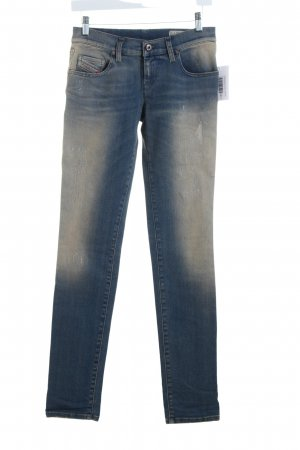 Diesel Low Rise Jeans pale blue second hand look
