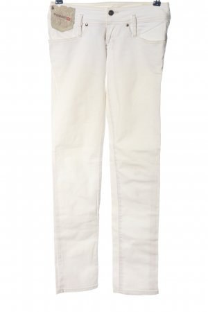 Diesel Low Rise jeans wit casual uitstraling