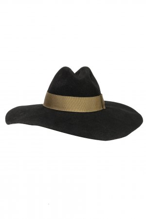 Diesel Chapeau de cow-boy noir