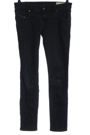 Diesel Industry Five-Pocket Trousers black casual look