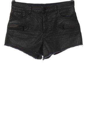 Diesel Industry Hot Pants black casual look