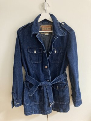 DIESEL Industry long Jacket Blazer Jeans Vintage Gr. M