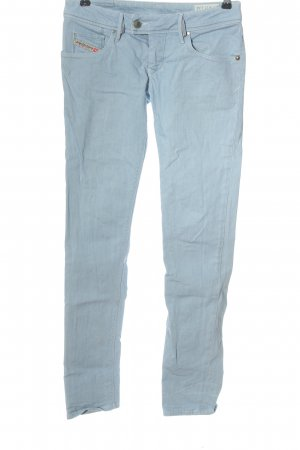 Diesel Industry Tube Jeans blue casual look