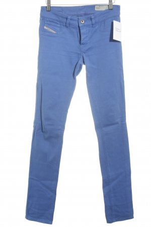 Diesel Industry Tube Jeans blue simple style