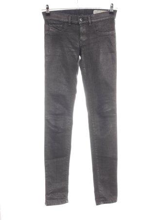 """Diesel Industry Skinny Jeans """"Livier-Sp"""" hellgrau"""