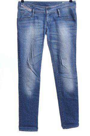 Diesel Industry Slim Jeans blau Casual-Look