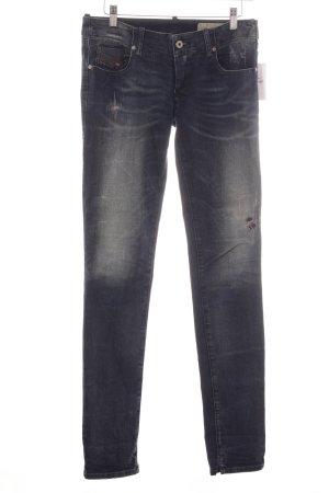 """Diesel Industry Slim Jeans """"Grupee"""" dunkelblau"""