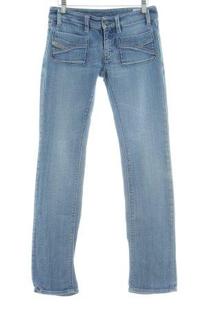 """Diesel Industry Slim Jeans """"Wenga"""" blau"""