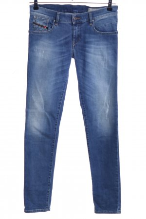 Diesel Industry Stretch Jeans blue casual look