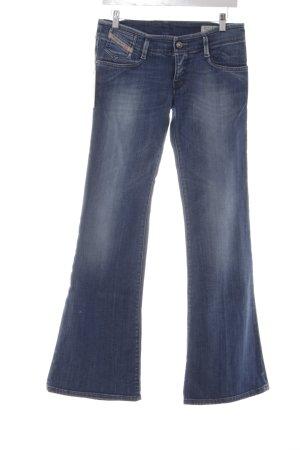 Diesel Industry Stretch Jeans himmelblau Casual-Look