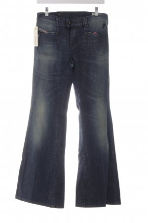 Diesel Industry Stretch Jeans himmelblau Jeans-Optik