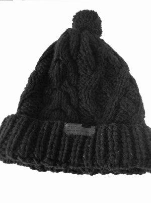 Diesel Industry Sombrero de punto negro