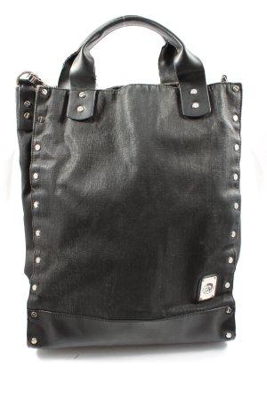 Diesel Industry Crossbody bag black elegant