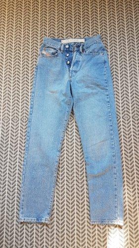 Diesel Industry Boyfriend Jeans azure