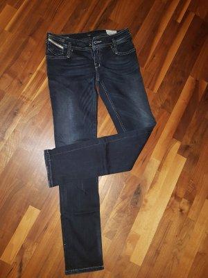 Diesel Industry Stretch Trousers dark blue
