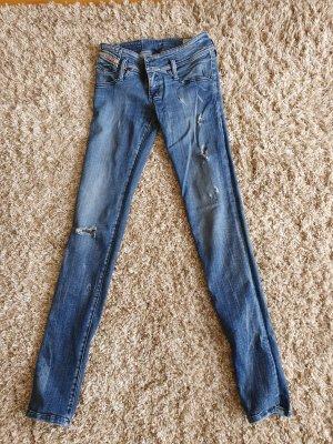 Diesel Industry Jeans slim bleu