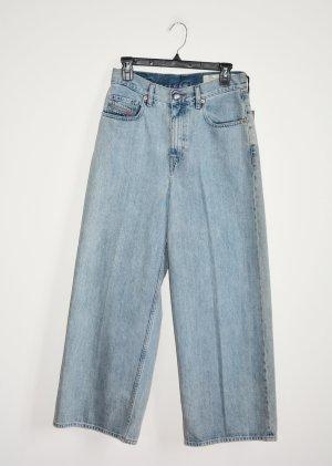 Diesel Jeans a 3/4 azzurro Cotone