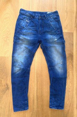 Diesel Jeans boyfriend blu