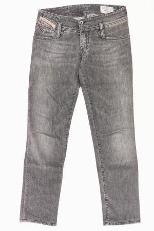 Diesel Jeans Größe W25 grau